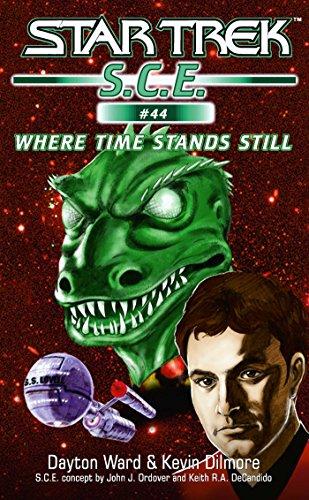 star-trek-where-time-stands-still-star-trek-starfleet-corps-of-engineers-book-44-english-edition