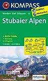 Stubaier Alpen 83 Gps Wp Kompass
