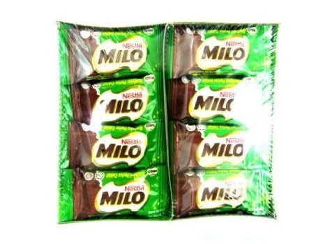 Nestle Milo Chocolate Flavoured Confectionery 24X5 G. Made In Thailand