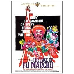 The Face Of Fu Manchu