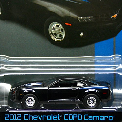 2012 chevrolet copo camaro black with blue stripes 2014. Black Bedroom Furniture Sets. Home Design Ideas
