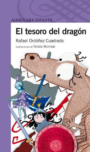 El tesoro del dragón (Infantil Morada 8 Años)