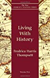 img - for Living with History (New Church's Teaching Series) book / textbook / text book