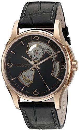 Hamilton H32655191 - Reloj para hombres, correa de acero inoxidable multicolor