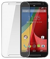 Moto G Turbo Edition / Motorola Moto G 3rd Generation (Moto G3) Tempered Glass by SCUDOMAX