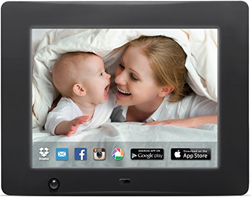 Nixplay Wi Fi Cloud Digital Photo Frame