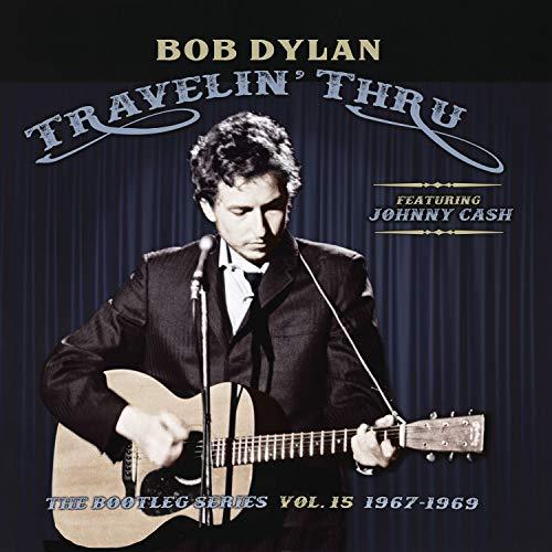 CD : BOB DYLAN - Travelin Thru: Featuring Johnny Cash - Bootleg 15 (3 Discos)
