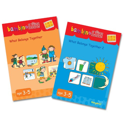 bambinoLUK Early Learning - Critical Thinking 2 - 1