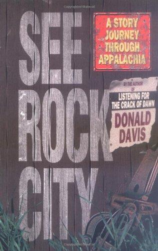 See Rock City (American Storytelling (Hardcover))