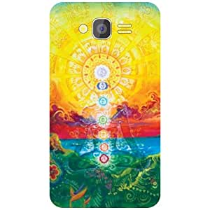 Via flowers Back Cover For Samsung Grand i9082 Traditional Multi Color
