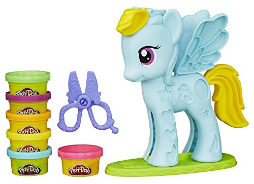 Play-Doh - Kit My Little Pony Rainbow Dash (Hasbro B0011EU6)