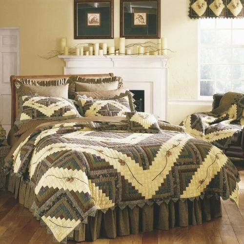 Log Cabin Quilts Shop Everything Log Homes
