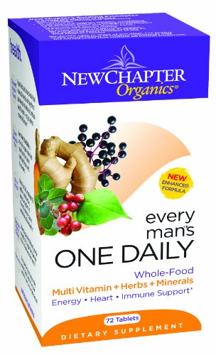 New Chapter Every Man's One Daily