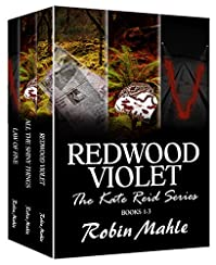 Redwood Violet: The Kate Reid Series Books 1 - 3 by Robin Mahle ebook deal