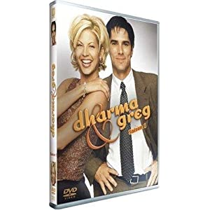 Dharma et Greg, saison 1 - Coffret 3 DVD