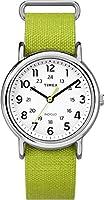 Timex Weekender Analog White Dial Unisex Watch - TW2P659006S