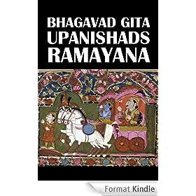 The Bhagavad Gita, The Upanishads, and The Ramayana [Annotated] (Civitas Library Classics) (English Edition)