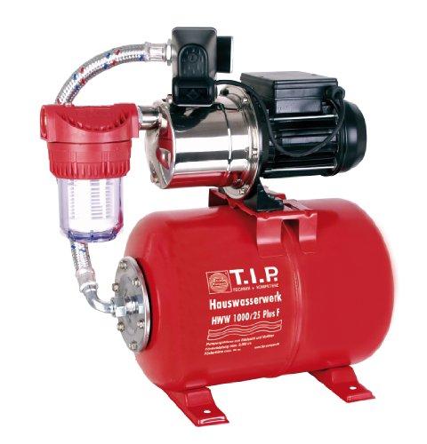 31144 Hauswasserwerk HWW 1000/25 Plus F mit Vorfilter