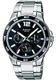 Casio Men's Stainless Steel Watch, Grey