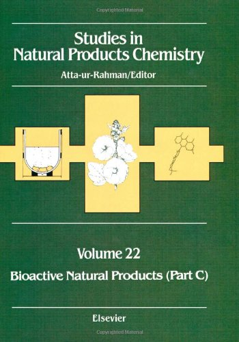 Studies in Natural Products Chemistry: Bioactive Natural Products, Part C Vol 22