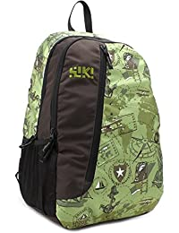 Wildcraft Khaki Casual Backpack (Bolt : Wiki : Khaki)
