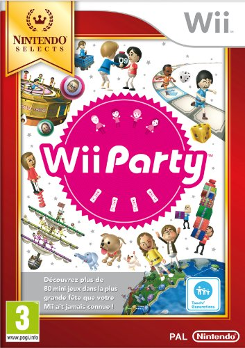 Wii Party – Nintendo Selects