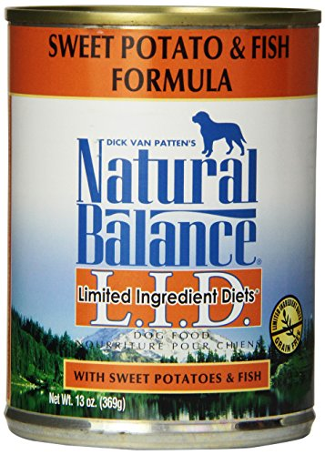 Limited Ingredient Diets Fish and Sweet Potato Formula Wet D