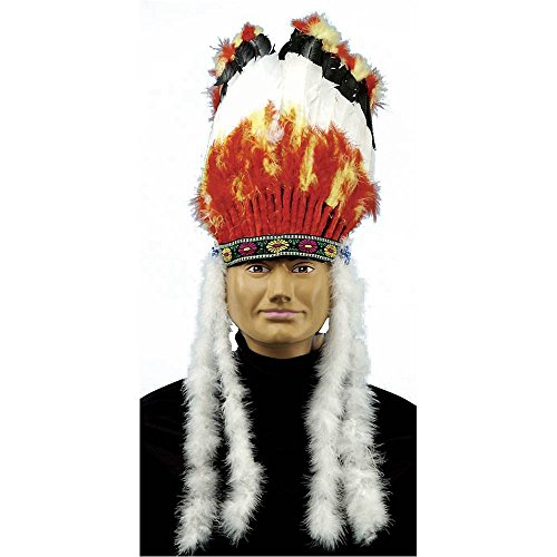 Native American Indian Tribal Headdress