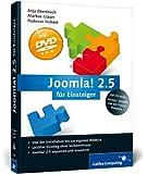 Joomla! 2.5 für Einsteiger (Galileo Computing)
