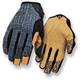 Giro Dnd Gloves - Blue/Tan, Small