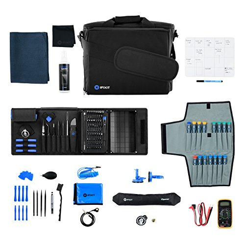 ifixit pro tech toolkit 70 pcs electronics video video players recorders home media players. Black Bedroom Furniture Sets. Home Design Ideas