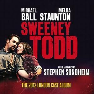 Sweeney Todd [The 2012 London Cast Album]