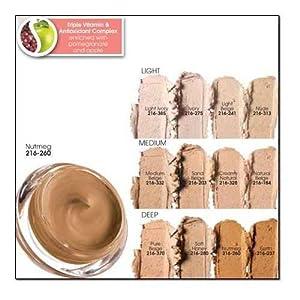 Avon Healthy Makeup Mousse Foundation - Nutmeg