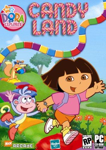 Dora the Explorer: Candyland