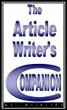 The Article Writer's companion