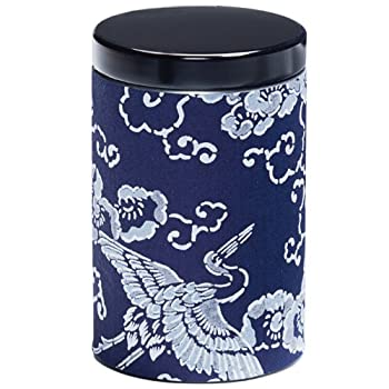Blue Crane Canister
