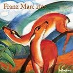 2016 Franz Marc Wall Calendar