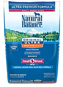 Natural Balance Pet Foods - Sitio oficial