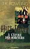 "Afficher ""Harry Potter. n° 1<br /> Harry Potter à l'école des sorciers"""