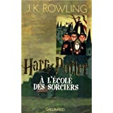 Harry Potter, tome 1 : Harry Potter � l'�cole des sorcierspar Joanne K. Rowling