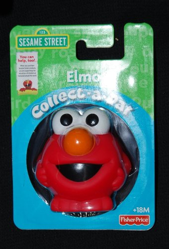 Fisher-Price Collect-a-Pal Sesame Street Elmo Figure