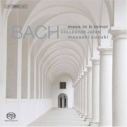 Masaaki Suzuki et le Bach Collegium Japan 51O6jwm6E3L