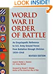 World War II Order of Battle: An Ency...