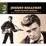 8 Classic Albums [Audio CD] Johnny Hallyday