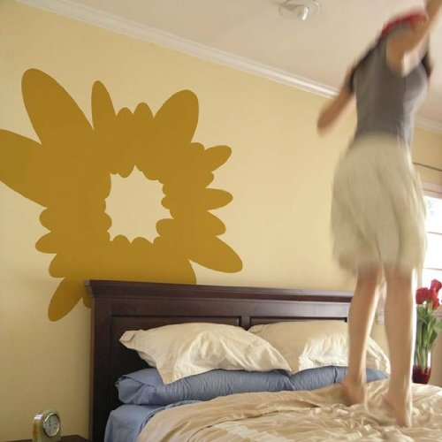 blik Gerbera Wall Stickers