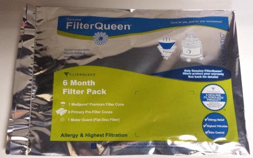 Best Buy! Filter Queen Medipure Filters 6 Month Supply