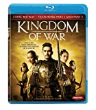 51O6ltSdSyL. SL160  Kingdom of War Part 1 and Part 2 [Blu ray]