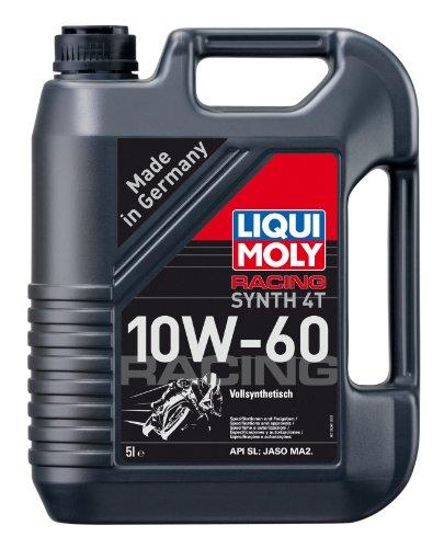 Liqui Moly Racing Synth 4T 10 W-60 Motoröl Motorenöl