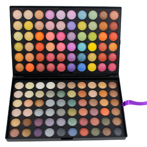 Manly 120 Color Eye Shadow Palette