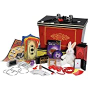 Deluxe Legends of Magic Set with Plush Rabbit and 250 Tricks